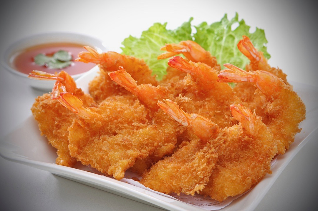 Western Edge Breaded Shrimp Prepared