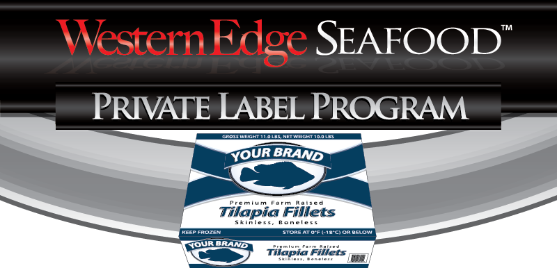Western Edge Seafood Private Label Program