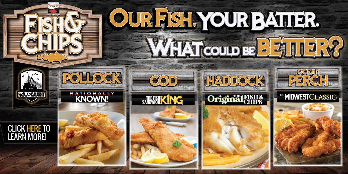 Our Fish Your Batter - Western Edge Seafood