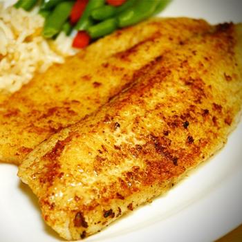 Western Edge Seafood Tilapia